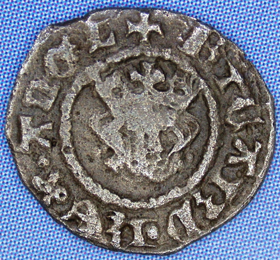 Richard II Farthing - 1l